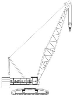 150T Kobelco 7150 Lattice Boom Crawler (x2)