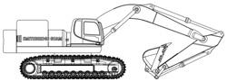 80T Hyundai ROBEX800LC-9
