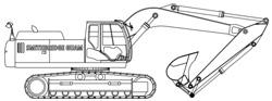 25T Hyundai R500-LC7