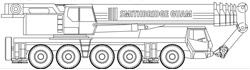 120T Grove GMK5100 All Terrain Hydraulic (x2)